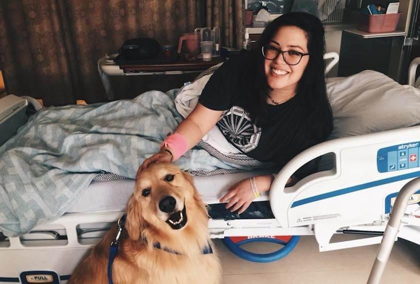 Travelette of the Month: Amanda Rae - Defeating Lupus & Chron's Disease