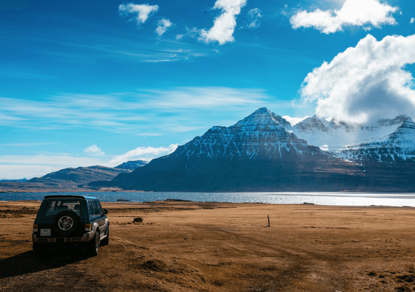 How to road trip Iceland during off-season