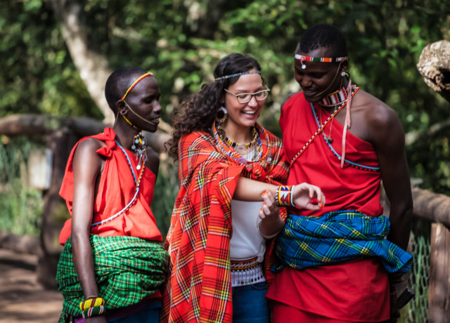 Travel with Nashipae: Meet the inspiring woman who quit her job and moved to Kenya
