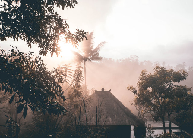 East meets east - Getting zen in Bali