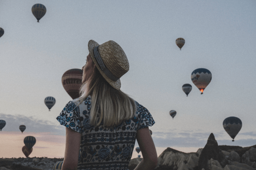 Travelettes » » 5 symptoms of having wanderlust
