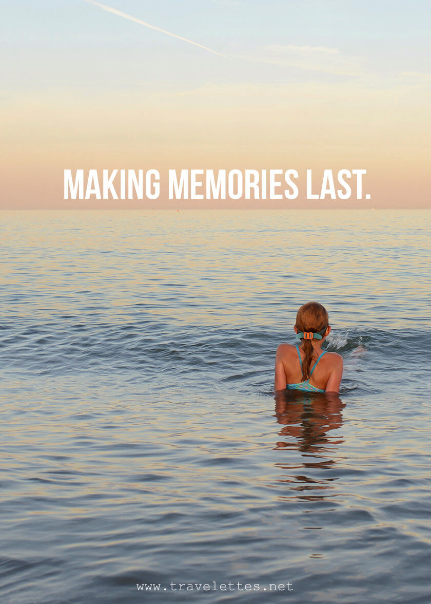 Making memories last – how to remember