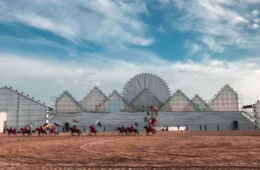 Why you should attend the World Nomad Games