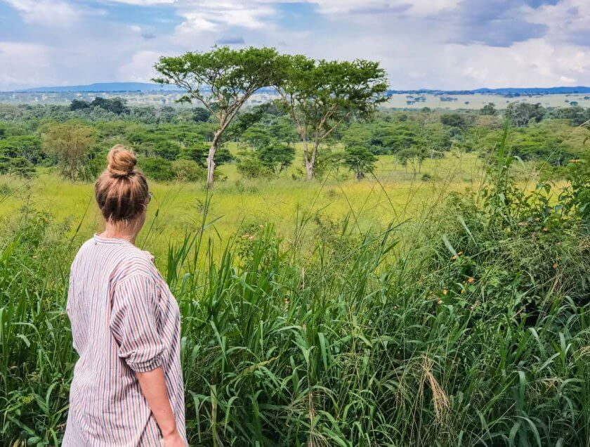 Roadtrip through Uganda: Finding Gorillas, Chimps & Lions