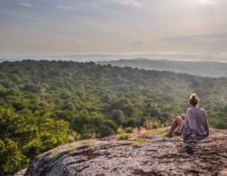 Roadtrip through Uganda: Finding Gorillas, Chimps & Lions