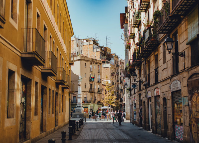 Is El Raval Barcelona's coolest neighborhood?