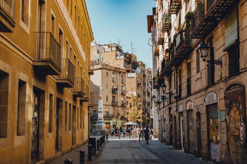 Is El Raval Barcelona's coolest neighbrhood?