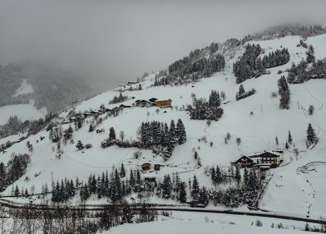 From small pension to mega resort - the Edelweiss Mountain Resort in Grossarl, Austria