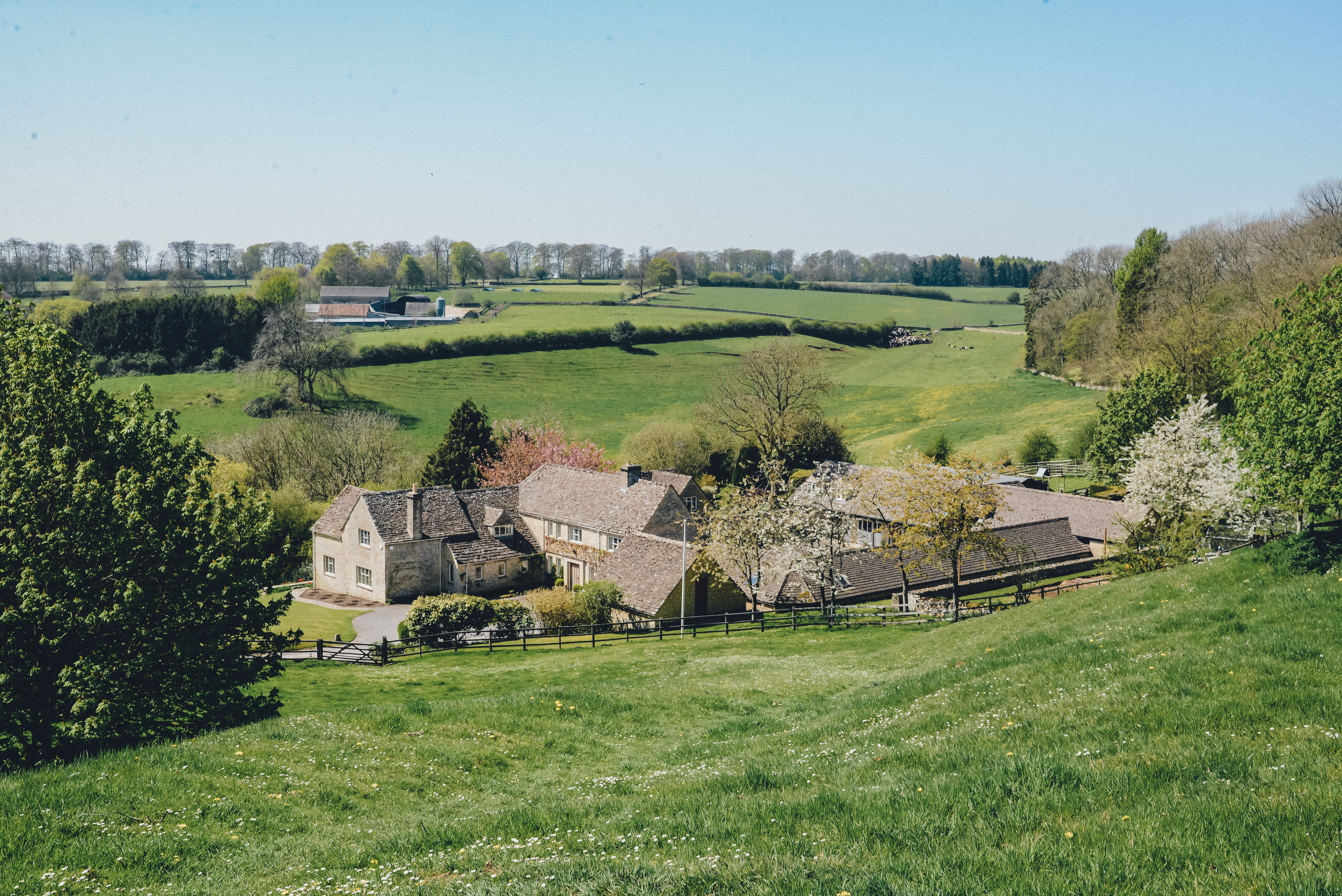 City Girls vs. Nature: a dose of olde English charm in the Cotswolds