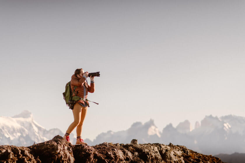 Meet The Photographer Traveling the World Capturing Epic Elopements