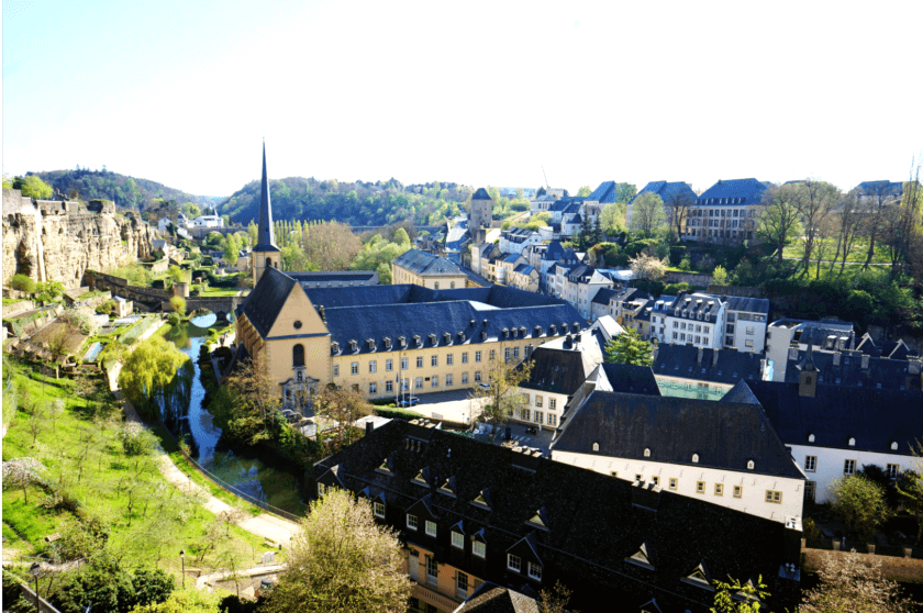 Luxembourg: The Loveliest Little European Country