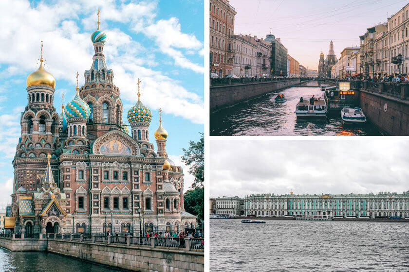 Falling in Love with Contemporary Saint Petersburg