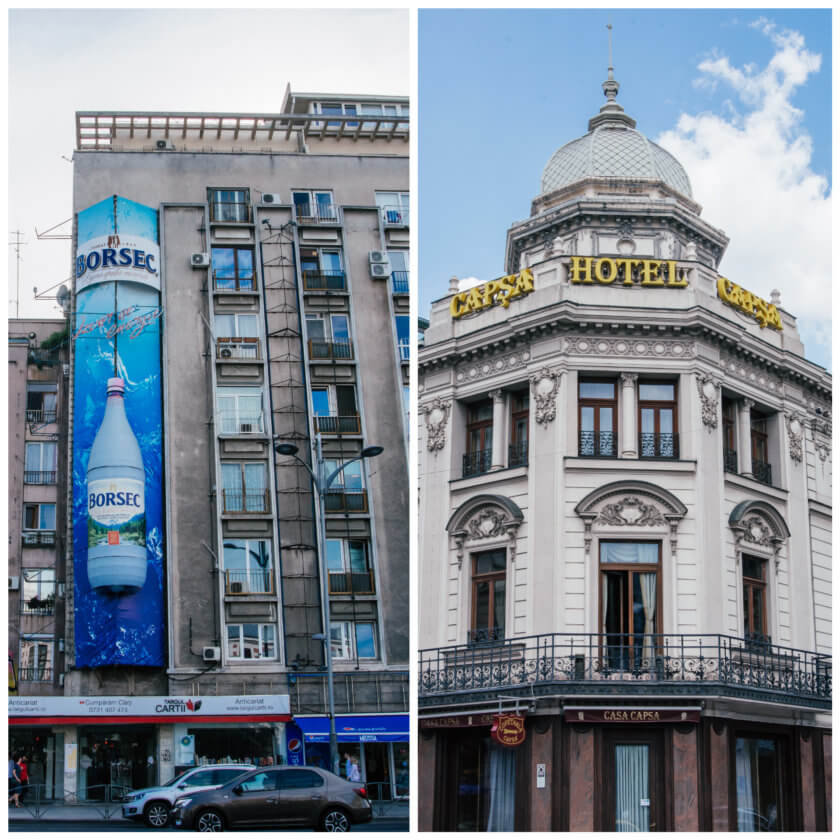 Bucharest: the Eastern European City for Creatives and Music Lovers