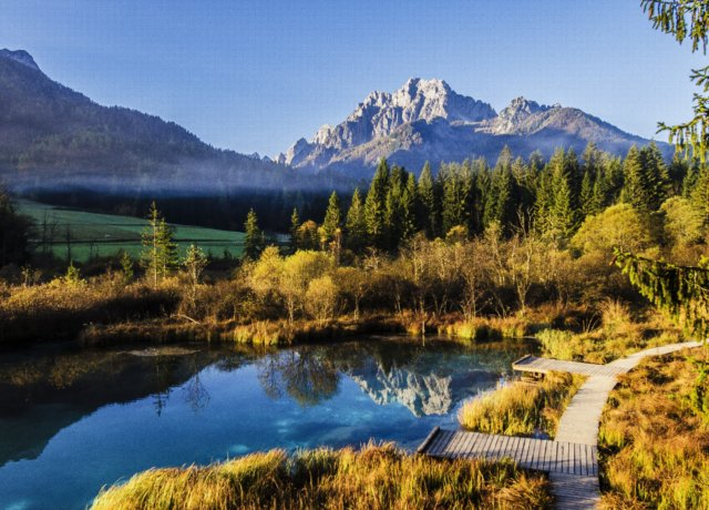 Lessons from the world's most sustainable country: Slovenia