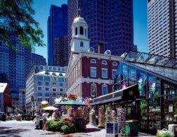 A weekend in Boston