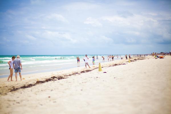 Miami beach impressions