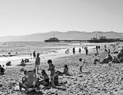 L.A. beach tales