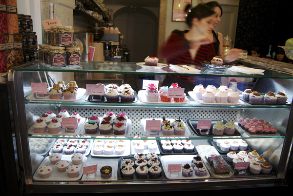 Portuguese temptations: Cakes in Lisbon