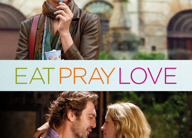 Film tip - Eat Pray Love