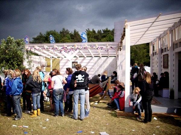 hurricane festival grounds