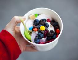 Ode to frozen yogurt