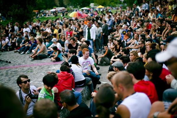 Sundays at Mauerpark - a Berlin institution