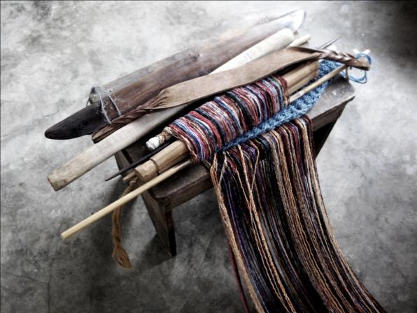 Weaving Material
