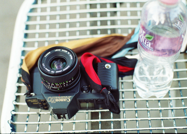 Notes on Packing the Right Camera