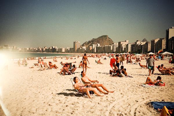 My Brazilian dream