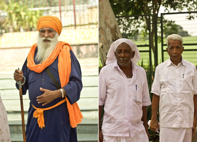 India - the temple of the Sikh