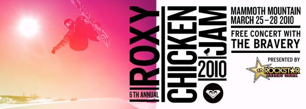 roxy chicken jam
