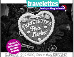 The Travelettes Christmas Market