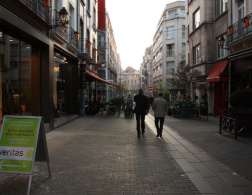 Brussels on a Sunday