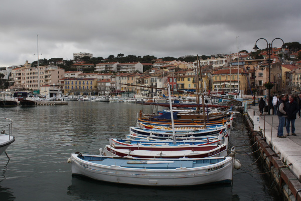 From La Ciotat with love