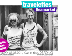 The Travelettes Flea Market is back!