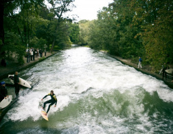 River Surfing