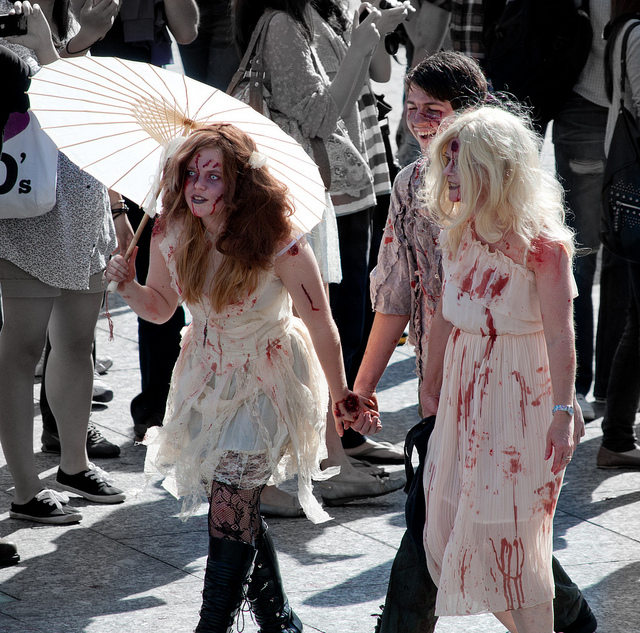 Brisbane Zombie Walk