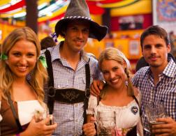 Oktoberfest 2011 - Beers, Boys and Dirndls