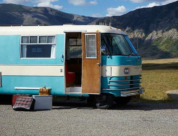 An Ode to the Camper Van