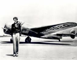 Traveling Women In History - Amelia Earhart