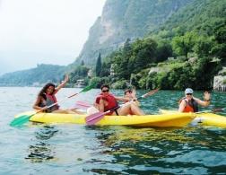 Lake Como on a budget