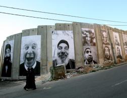 World changing street art