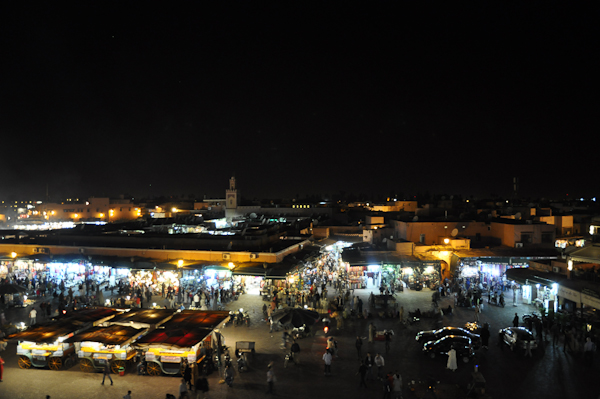 Anayela, Marrakesch, fromberlinto