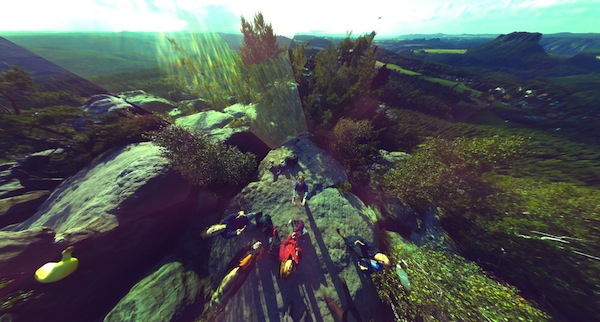 360° Vision - The Panoramic Ball Camera