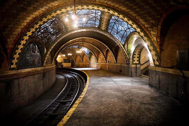 New York City's Hidden Subway Station