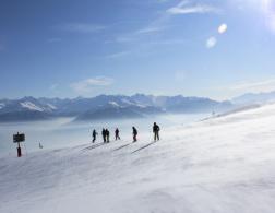 Winter Holidays in Anzère, Switzerland
