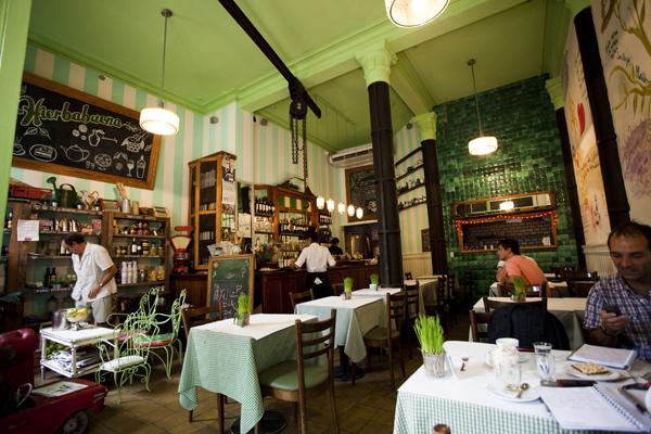 Great Eats in Buenos Aires: Cafe Hierbabuena