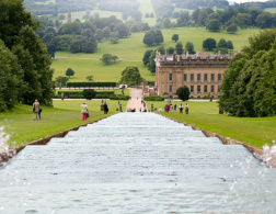 Where's Mr. Darcy? - A visit to Chatsworth House