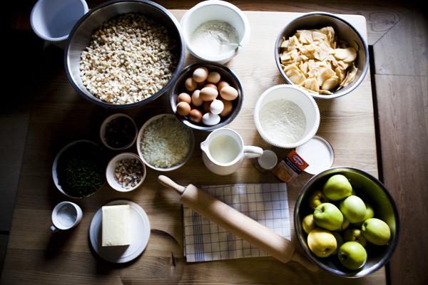 How to.... make South Tyrolian dumplings
