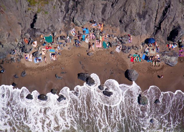 Beach Life - Aerial Photography by Gray Malin